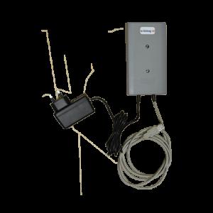 PRD651 20 : lecteur de puces électroniques RFID pour l'identification animale