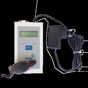 Lecteur PRD 651-19 : lecteur de puces électroniques RFID d'identification animale