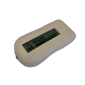 Lecteur RS1 F1 : lecteur de micro chip RFID pour l'identification animale